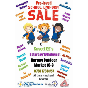 Pre-Loved School Uniform Sale