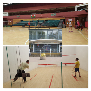Badminton, Squash and Racketball Taster Day