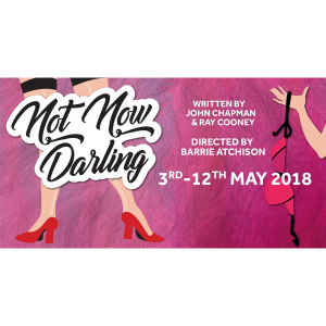 Not Now Darling at Sutton Arts Theatre