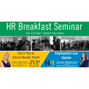 HR Breakfast Seminar - Employment Law Update & Talent Attraction Tips