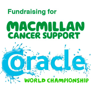 Macmillan Coracle World Championships 2018 in Shrewsbury