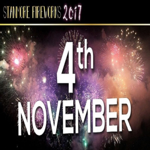 Stanmore and Harrow Fireworks Display (Fifth Birthday ) November 4th 2017
