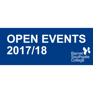 Open Day - Barnet and Southgate College