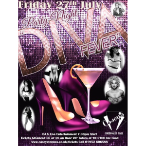 Diva Fever Party Night