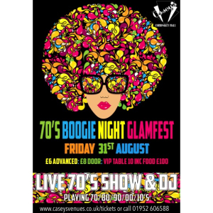 70's Boogie Nights GlamFest