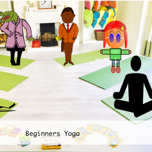 Beginners Yoga- Thursdays 7.15-8.15 P.M.