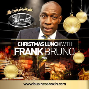 Afternoon Christmas Dinner with FRANK BRUNO MBE  Tickets | Ramada Plaza Southport