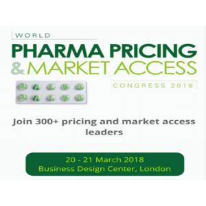 World Pharma Pricing and Market Access 2018
