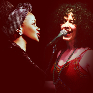 The Music of Ella Fitzgerald and Sarah Vaughan