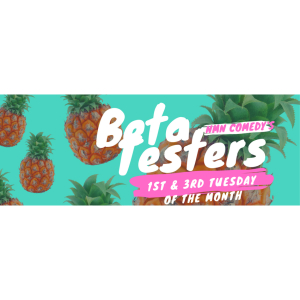 Free Event - NMN Comedy's Beta Testers