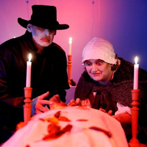 Fright Night,Enfield,Forty Hall,London,halloween,adults,candle,haunted