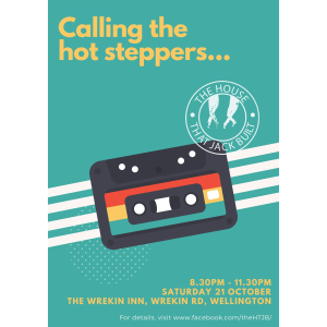 Calling the hot steppers