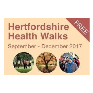 Hertfordshire Health Walks - Rickmansworth