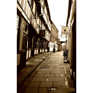 Haunted Shrewsbury: Ghost Tours with Shropshire Council