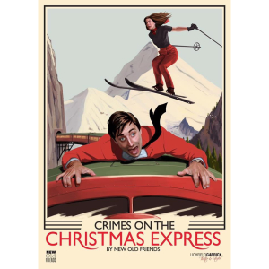 Crimes on the Christmas Express