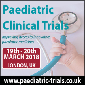 12th annual Paediatric Clinical Trials