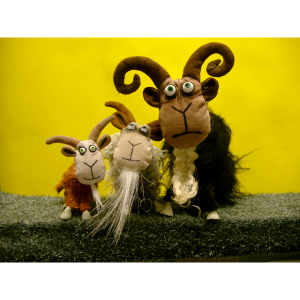 Three Billy Goats Gruff & Other Furry Tails