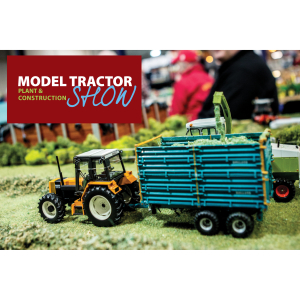 Model Tractor, Plant and Construction Show
