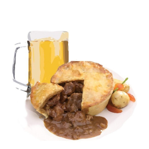 Pie & Pint Club, The Beefeater