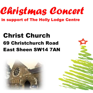CHRISTMAS CONCERT in support of The Holly Lodge Centre
