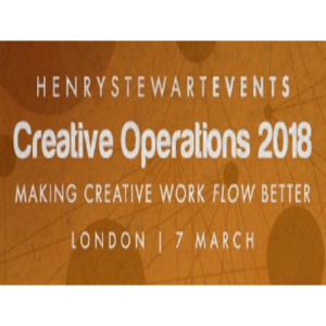 Creative Operations Conference London 2018