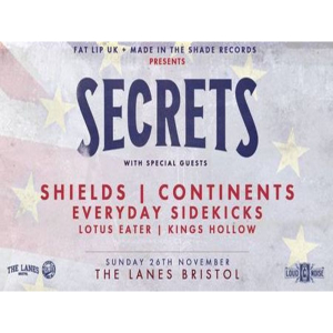 Secrets and Shields at The Lanes