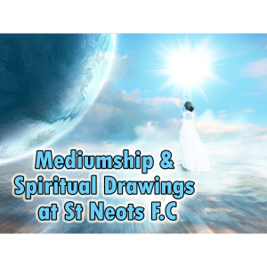Mediumship and spiritual Drawings - St Neots Football Club