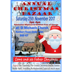 Annual Christmas Bazaar