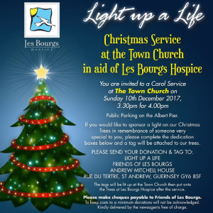 LIGHT UP A LIFE CAROL SERVICE