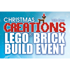 LEGO® Brick Build Event