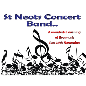 A winter concert with St Neots Concert Band