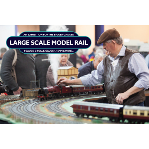 The Midlands Garden Rail Show - Large Scale Model Rail