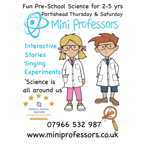 Mini Professors Portishead