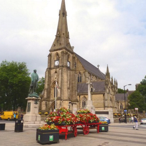 Bury Parish Church Friday Lunchtime Concerts