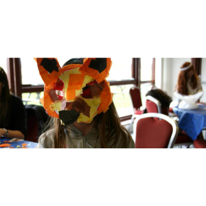 Fox Faces - Kids Indoor Crafts