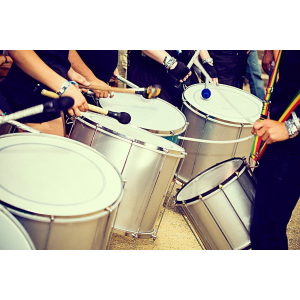 Beat Goes On: Samba Drumming Workshop