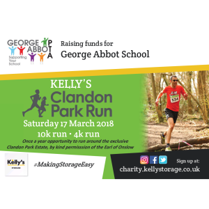 Kelly's Clandon Park Run
