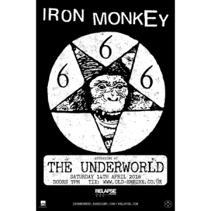Iron Monkey at The Underworld Camden
