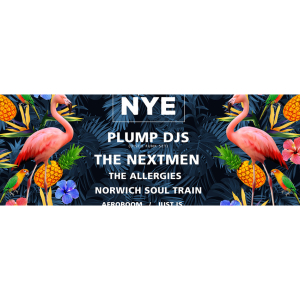 Tropical New Year's Eve -  Norwich