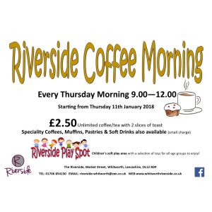 The Riverside Coffee Morning