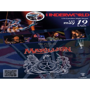 Mr Punch - A Tribute To Fish-Era Marillion at The Underworld Camden