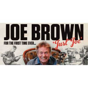 JOE BROWN SOLO UK TOUR