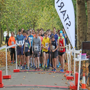 Victoria Park 10K Winter Series - Race 3 - March