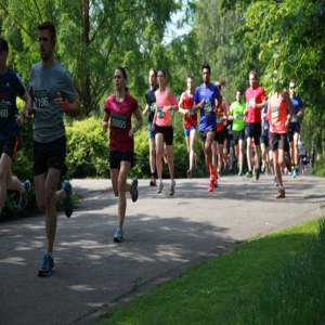 Regents Park 10km Summer Series - Race 1 - April