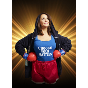 Lucy Porter Live in Shrewsbury