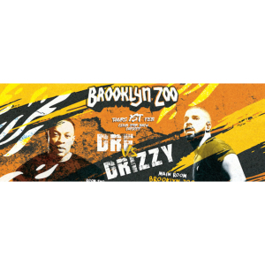 Brooklyn Zoo // DRE vs DRIZZY // Cardiff