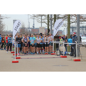Queen Elizabeth Olympic Park 10km Winter Series - Race 3 - December