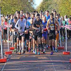 Royal Parks Winter 10k Series - Race 1 -  Greenwich Park