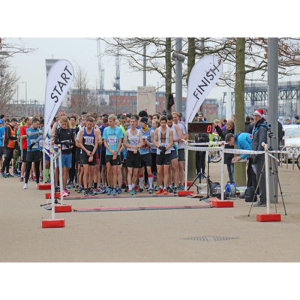 Queen Elizabeth Olympic Park 10km Winter Series - Race 2 - November