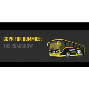 GDPR for Dummies European Roadshow - Manchester, St James Club (01/02/2018)